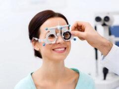 Analisi visiva optometrica