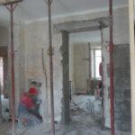 Ristrutturazione Chiavi in mano con la ditta Marinelli Sisto - Appartamento Rosselli - Prima