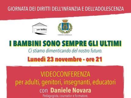 Incontro con Daniele Novara