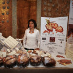 Carla Pagnani e i prodotti del Panificio Pagnani