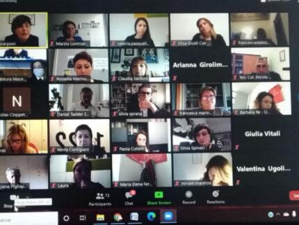 Ordine degli assistenti, incontro virtuale