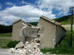 Terremoto, sisma, danni