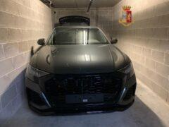 Audi rubata