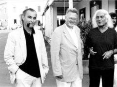 Enzo Carli, Jean Claude Lemagny e Mario Giacomelli