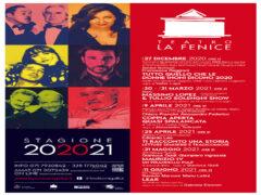 Stagione Teatro La Fenice 2021