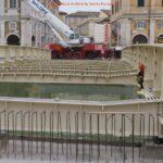 Nuovo ponte 2 Giugno - Posa della struttura - Foto Francesco Sestito