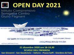 Open day 2021 Scuole dell'Infanzia I.C. Senigallia Centro