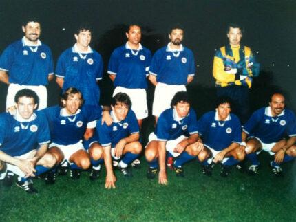Nazionale Calcio Italia 1982