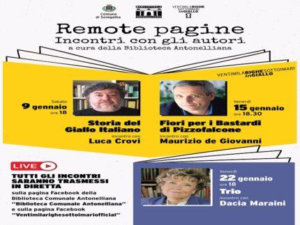 """Rassegna """"Remote Pagine"""""""