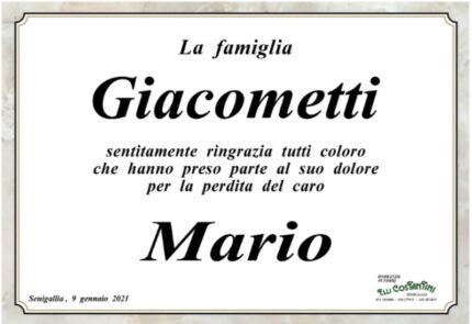 Mario Giacometti