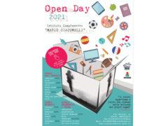 Open day al Giacomelli