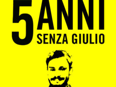 Cinque anni senza Giulio Regeni
