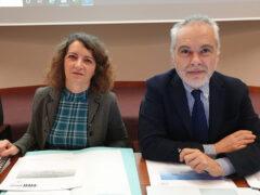 Chiara Sciascia e Moreno Clementi