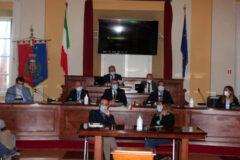 Giunta Olivetti in Consiglio Comunale