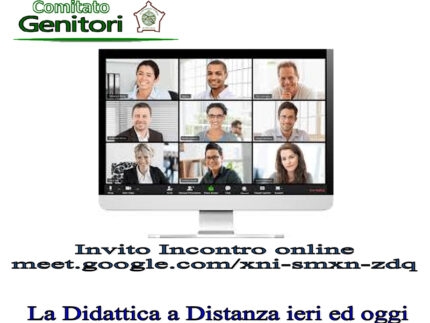 locandina conferenze web