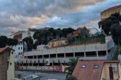 Parcheggio via Cellini, via Cellini