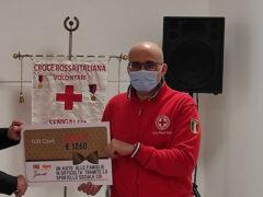 Gift card donatele alla Croce Rossa di Senigallia