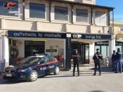 """Chiusura locale """"Caffetteria la Marinella"""""""