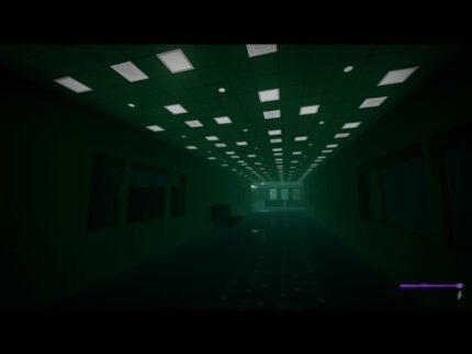 Una schermata del videogame Deep