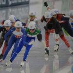 Linda Rossi al Campionato del Mondo