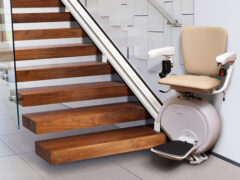 Montascale Garaventa Lift