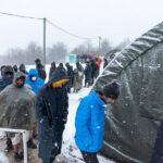 Migranti dei Balcani