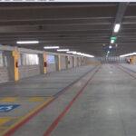 Parcheggio coperto via Cellini
