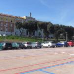 Parcheggio via Cellini