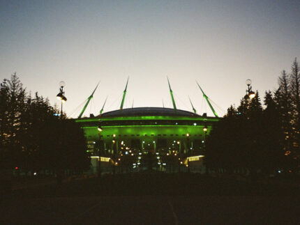 Stadio - photo by Pexels