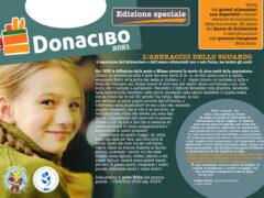 """Locandina """"Donacibo"""""""