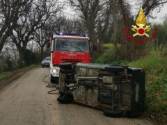 Incidente a Senigallia
