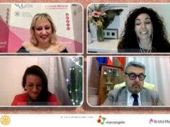 Webinar organizzato da Rotary Club per la festa della donna