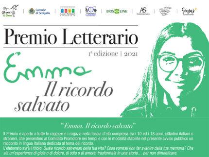 Premio Letterario in ricordo di Emma Fabini
