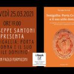 Presentazione libro di Giuseppe Santoni su Porta Colonna a Senigallia