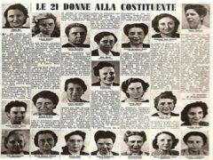 Donne costituenti