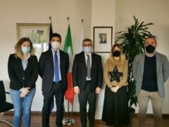 La Giunta Olivetti incontra la Giunta Regionale
