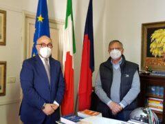 Massimo Bello e Roberto Oreficini