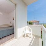 Hotel Corallo di Senigallia - Camera vista mare