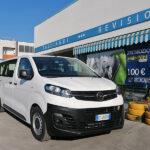 Marchini Noleggio Senigallia - Opel Vivaro 9 posti