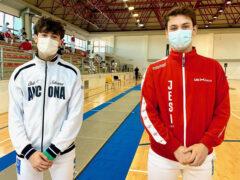 Santarelli e Sartin, qualificati al Campionato Italiano