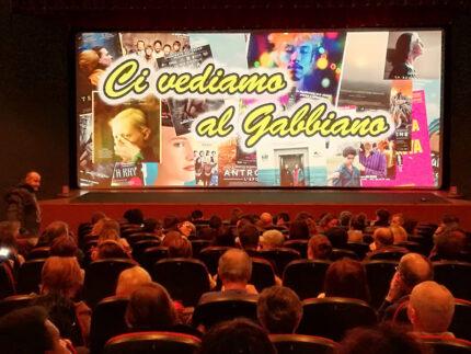 Riapertura cinema Gabbiano