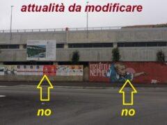 Parcheggio via Cellini - Attualità da modificare