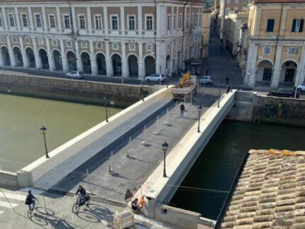 Ponte degli Angeli dell'8 Dicembre 2018 - nuovo ponte 2 Giugno