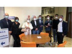 La Bcc di Ostra e Morro d'Alba dona un terzo ecografo all'Ospedale di Senigallia