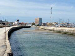 porto di Senigallia, fiume Misa