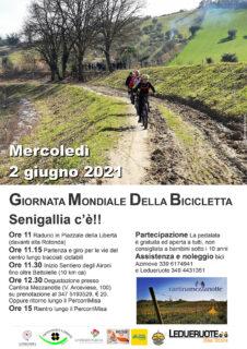 Giornata Mondiale della Bicicletta - locandina