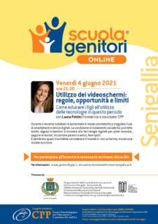 """Locandina """"Scuola Genitori"""""""