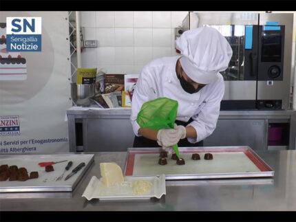 Ricetta dei cioccolatini del Panzini di Senigallia