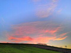 Caritas, tramonto