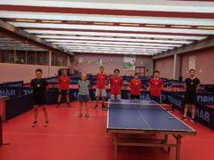 Tennistavolo Senigallia promosso in C1